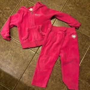 Juicy Couture 18 mo